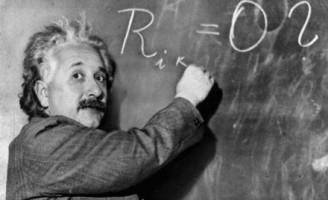 Kako glasi Einsteinova teorija relativnosti?