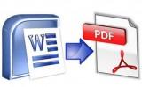 Kako konvertirati office dokumente u PDF format?