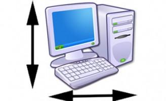 Kako promjeniti veličinu desktop ikona?