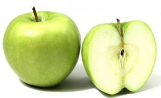 Kako rukama raspoloviti jabuku?