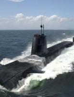 Kako podmornica zaranja?