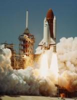 Kako se lansira space shuttle?