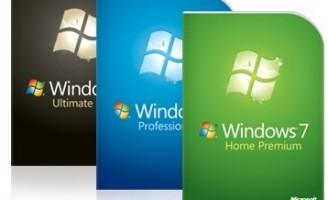Kako instalirati Windows 7?