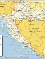 Kako izgleda geografija Hrvatske?