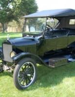 Kako je proizveden Ford model T?