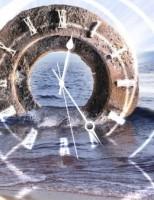 Kako vodeni sat mjeri vrijeme?