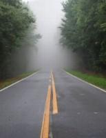 Kako voziti po magli?