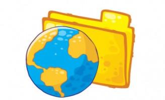 Kako zabilježiti lokaciju foldera u internet pretraživaču?