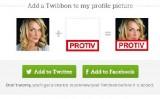 Kako dodati PROTIV na svoju profil sliku?