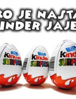 Kako je nastalo kinder jaje?