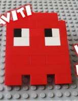 Kako napraviti lego duha (Pac-Man)?