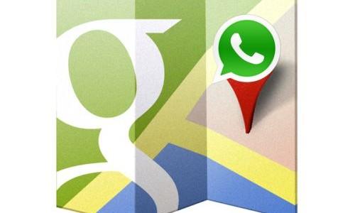 Kako poslati lokaciju preko WhatsApp-a?