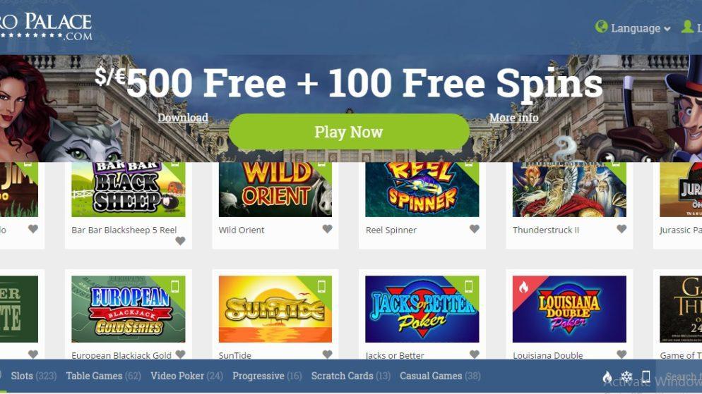 Zaigrajte igre na sreću putem appa za mobitel uz bonus dobrodošlice
