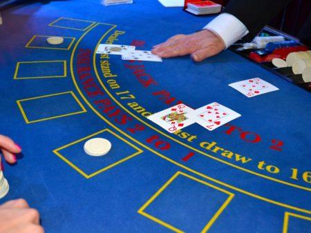 Blackjack ili ajnc, brza kartaška igra koja može donijeti veliki dobitak