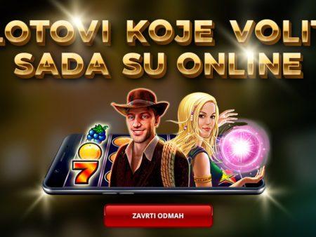 Casino igre Book of Ra, Sizzling Hot, Lucky Lady's Charm zaigraj u Germania online casinu!