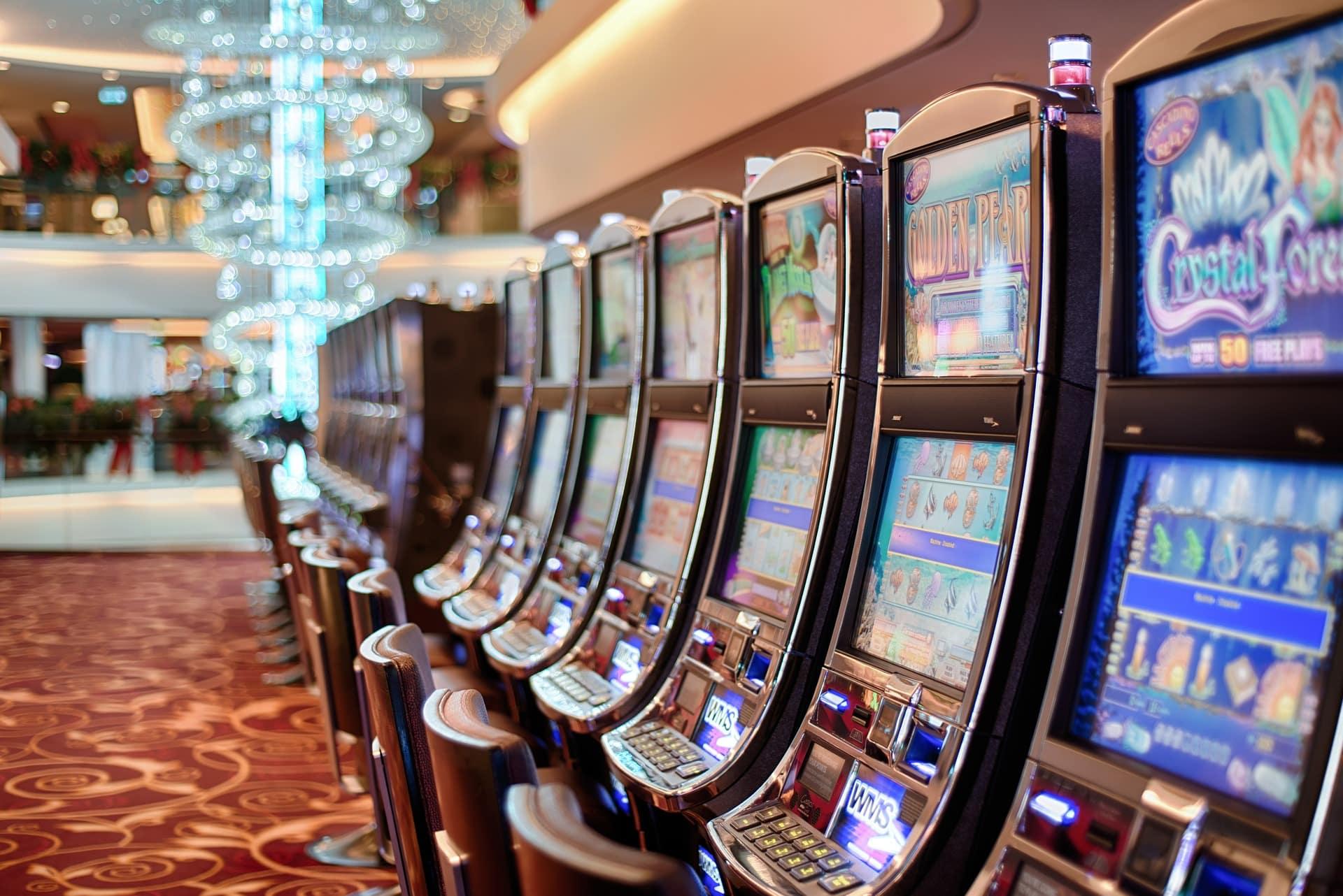 Slot aparati i igre na sreću