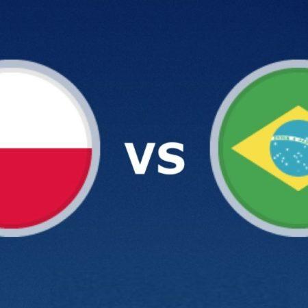 Tip dana: Brazil – Poljska (Rukomet, Utorak, 19.01.2021.)