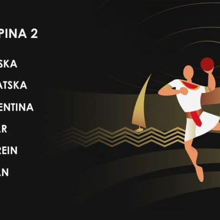 Tip dana: Argentina – Katar(Rukomet, Ponedjeljak, 25.01.2021.)