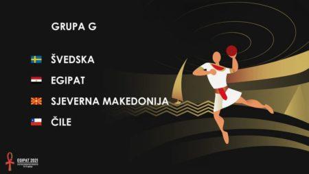 Tip dana: Sjeverna Makedonija – Čile (Rukomet, Ponedjeljak, 18.01.2021.)