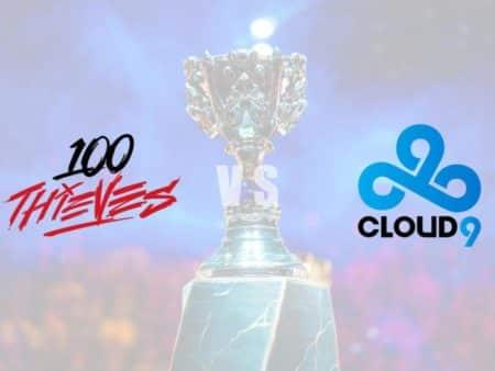 Tip dana: 100 Thieves – Cloud9(Esports, Nedjelja, 28.02.2021.)