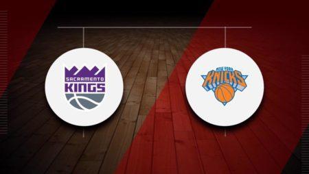 Tip dana: New York Knicks – Sacramento Kings(Košarka, Četvrtak, 25.02.2021.)
