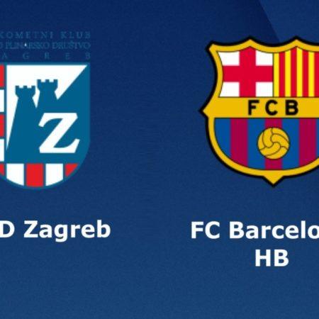 Tip dana: PPD Zagreb – Barcelona(Rukomet, Četvrtak, 11.02.2021.)