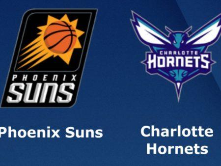 Tip dana: Phoenix Suns – Charlotte Hornets(Košarka, Srijeda, 24.02.2021.)