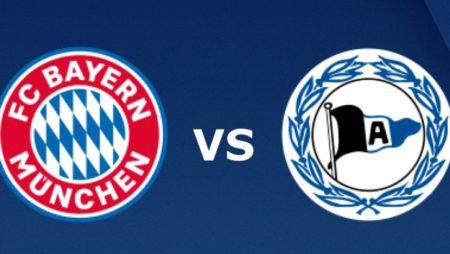 Tip dana: Bayern Munchen – Arminia Bielefeld(Nogomet, Ponedjeljak, 15.02.2021.)
