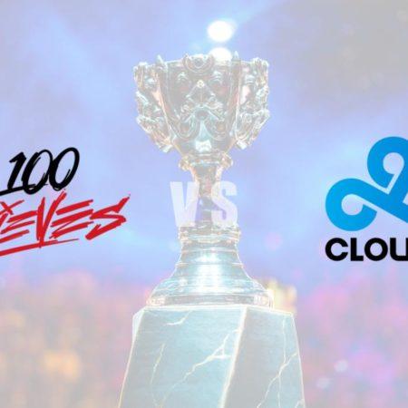 Tip dana: Cloud9 – 100 Thieves(Esports, Nedjelja, 21.03.2021.)