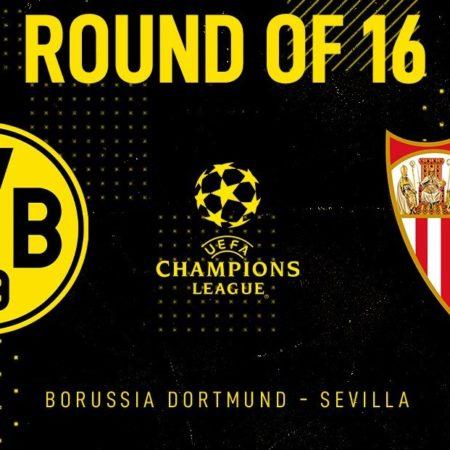 Tip dana: Borussia Dortmund – Sevilla(Nogomet, Utorak, 09.03.2021.)