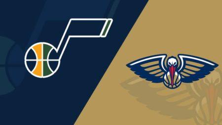 Tip dana: New Orleans Pelicans – Utah Jazz(Košarka, Ponedjeljak, 01.03.2021.)