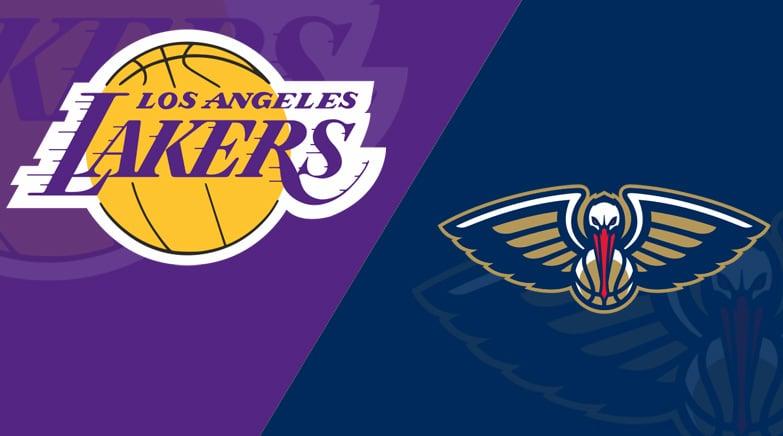 Tip dana: New Orleans Pelicans – Los Angeles Lakers(Košarka, Utorak, 23.03.2021.)