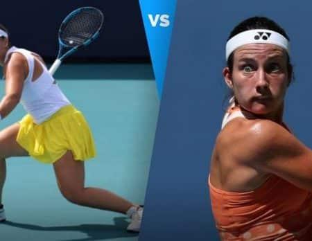 Tip dana: Anastasija Sevastova – Ana Konjuh (Tenis, Ponedjeljak, 29.03.2021.)