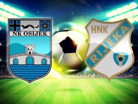 Tip dana: Osijek – Rijeka(Nogomet, Srijeda, 03.03.2021.)