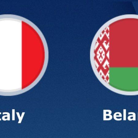 Tip dana: Italija – Bjelorusija(Rukomet, Četvrtak, 29.04.2021.)