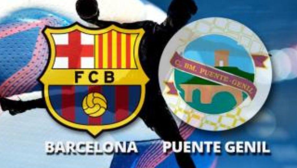 Tip dana: Barcelona – Puente Genil(Rukomet, Ponedjeljak, 19.04.2021.)