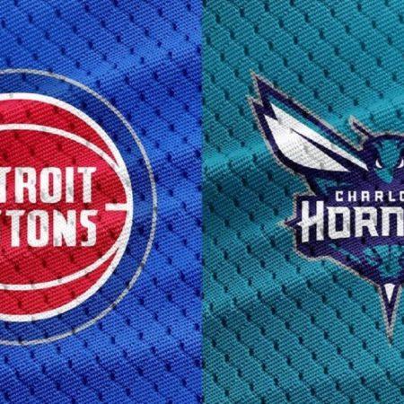 Tip dana: Detroit Pistons – Charlotte Hornets(Košarka, Utorak, 04.05.2021.)