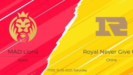 Tip dana: MAD Lions – Royal Never Give Up(Esport, Subota, 15.05.2021.)