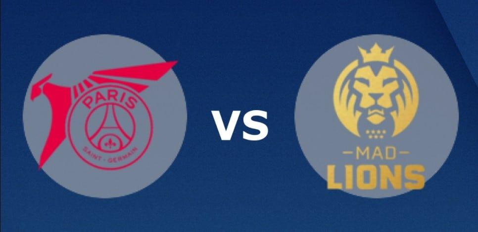 Tip dana: PSG Talon – MAD Lions(Esport, Nedjelja, 16.05.2021.)