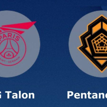 Tip dana: Pentanet – PSG Talon(Esport, Utorak, 18.05.2021.)