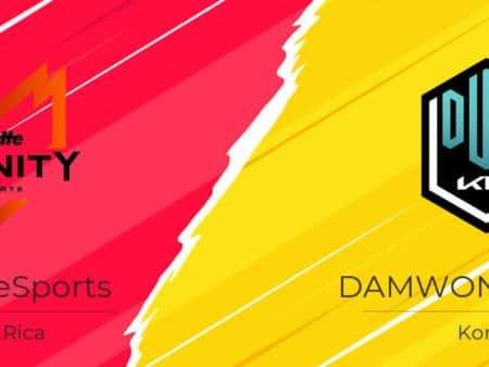 Tip dana: Damwon Gaming – Infinity(Esport, Petak, 07.05.2021.)