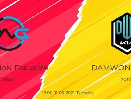 Tip dana: DetonatioN FocusMe – Damwon Gaming(Esport, Subota, 08.05.2021.)