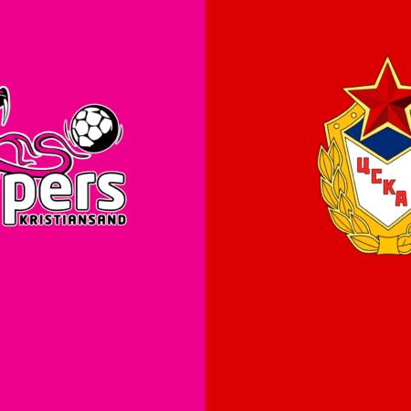 Tip dana: Vipers Kristiansand – CSKA Moskva(Rukomet, Subota, 29.05.2021.)