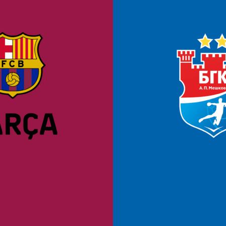 Tip dana: Barcelona – Meškov Brest(Rukomet, Četvrtak, 20.05.2021.)