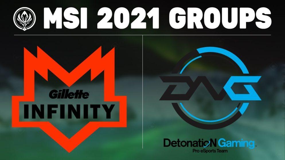Tip dana: Infinity – Detonation FocusMe(Esport, Utorak, 11.05.2021.)
