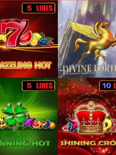 Top 20 slot igara s najvećim postotkom isplate (RTP-om)