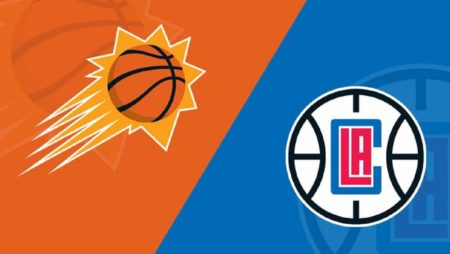 Tip dana: Phoenix Suns – Los Angeles Clippers(Košarka, Utorak, 22.06.2021.)