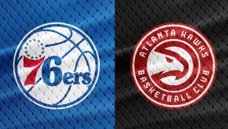 Tip dana: Atlanta Hawks – Philadelphia 76ers(Košarka, Ponedjeljak, 14.06.2021.)