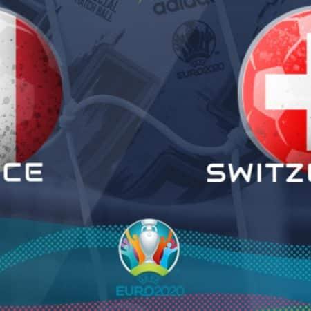 Tip dana: Francuska – Švicarska(Nogomet, Ponedjeljak, 28.06.2021.)