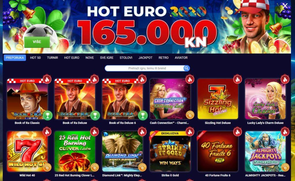 Igre na Admiral casino online